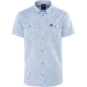 Jack Wolfskin Emerald Lake Shirt Herren ocean wave